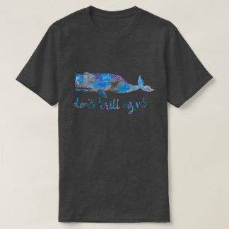 No hace el camarón antártico la camiseta de mis
