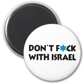 No hace F*ck con Israel Imán De Nevera