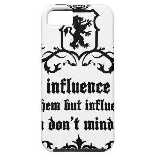 No hace la cita de los amigos de Influece Funda Para iPhone SE/5/5s