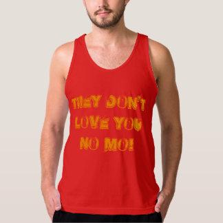 No hacen camisetas con tirantes