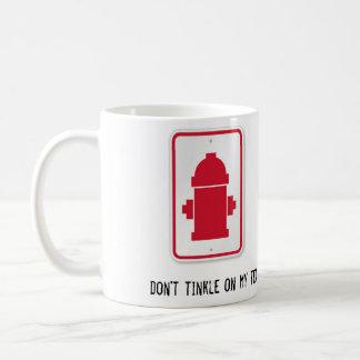 no hacen las ' cosquillas de t en mi té taza de café