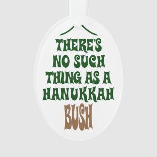 No hay Jánuca Bush