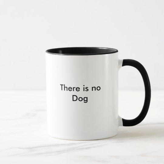 No hay perro taza