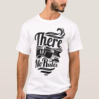 no hay reglas camiseta