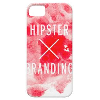 No Hipster Branding iPhone 5 Case-Mate Cárcasa