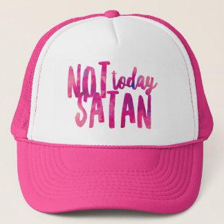 No hoy gorra del camionero de Satan