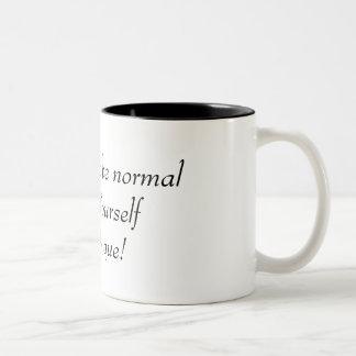 No intente ser taza    normal unisex