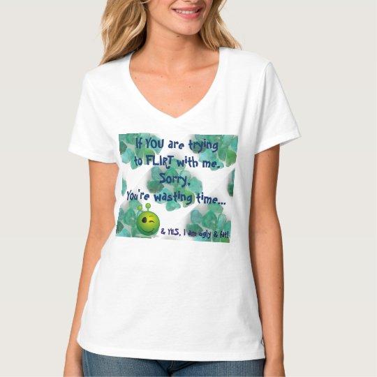 No ligue conmigo las camisetas