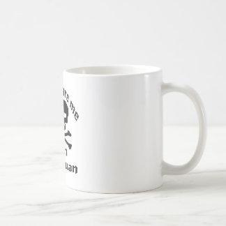 No me asuste que soy nauruano taza de café
