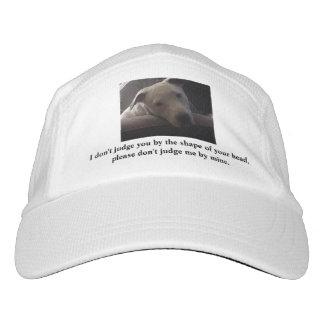 No me juzgue por favor - gorra gorra de alto rendimiento