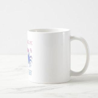 No me moleste que soy astrología malhumorada del taza de café