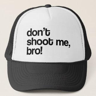 no me tire bro gorra de camionero