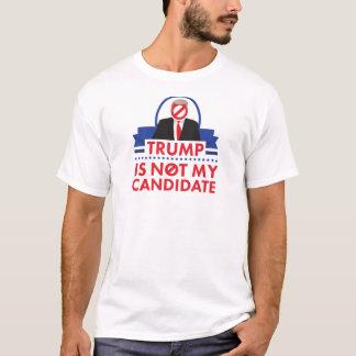 No mi diseño de la camisa del triunfo del