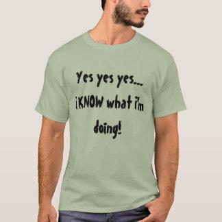 ¡No moleste Kimi cuando él está compitiendo con! Camiseta