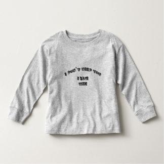 No necesito la camiseta del wifi