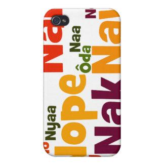 No no ningún divertido iPhone 4/4S carcasa