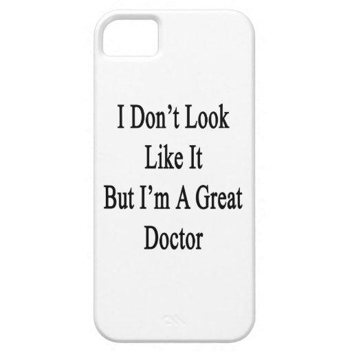 No parezco él sino que soy gran doctor iPhone 5 coberturas