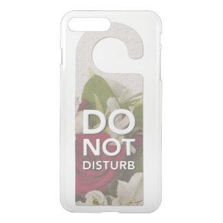 No perturbe los rosas y decir del ramo de Lilly Funda Para iPhone 7 Plus