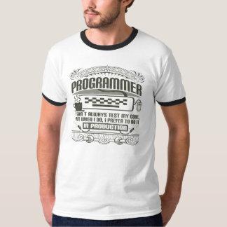 No pruebo siempre mi código camiseta