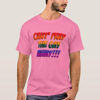 No puede rogar la camisa ausente del gay