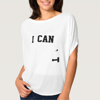 No puedo camiseta