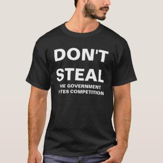 No robe la camiseta