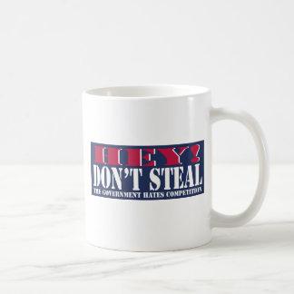No robe taza clásica