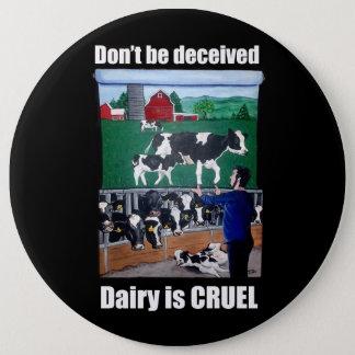 No se engañe, lechería es botón CRUEL