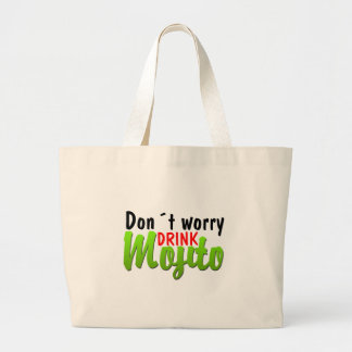No se preocupe bolsa de mano
