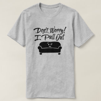 ¡No se preocupe! Saco la camiseta