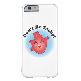 No sea caja del teléfono de la enfermera de Tachy Funda Para iPhone 6 Barely There