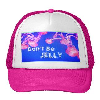 No sea gorra de la jalea