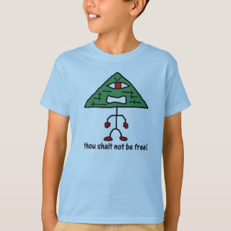 No ser camisetas libres