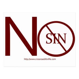 no-sin-RED2-tag Postales