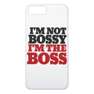 No soy mandón yo soy el jefe funda iPhone 7 plus