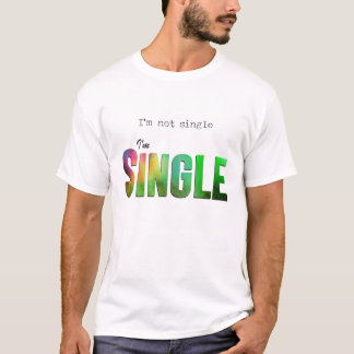No soy solo, yo soy SOLO ® Camiseta
