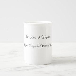 No soy un inconformista-- Taza de té Taza De Porcelana