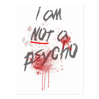 No soy un lema psico postal