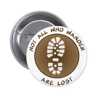 No todos que Wander se pierde Pins