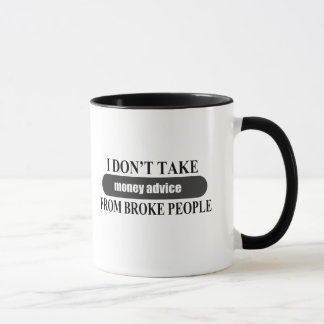 No tome la TAZA de CAFÉ del consejo del dinero