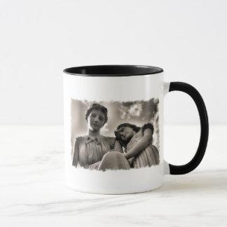 No un anormal… taza