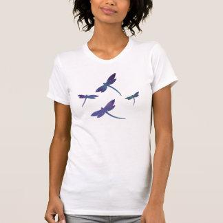Noche de la libélula camiseta
