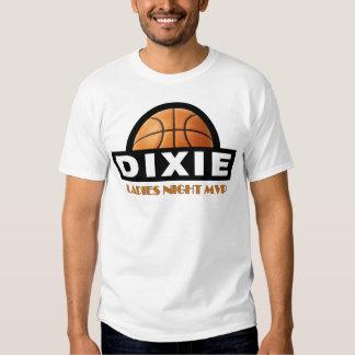 Noche de las señoras de Dixie Camiseta