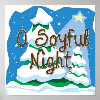 Noche de O Soyful Póster