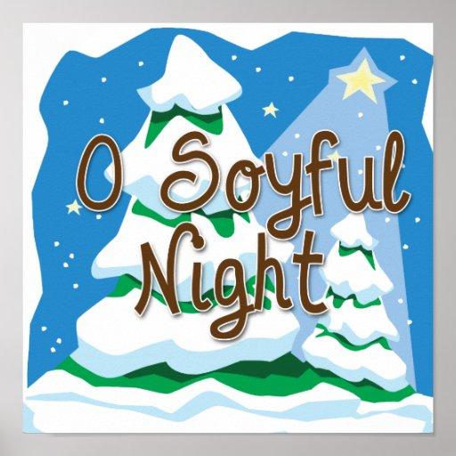 Noche de O Soyful Posters