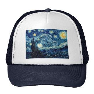 Noche estrellada de Vincent van Gogh Gorro