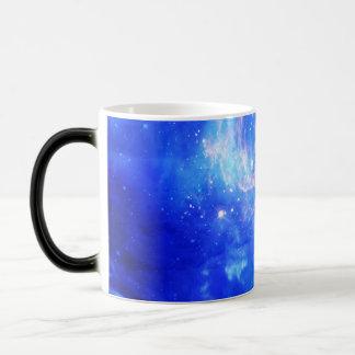 Noche estrellada taza mágica