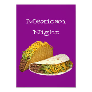 Noche mexicana comunicados personales