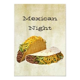 Noche mexicana anuncios personalizados
