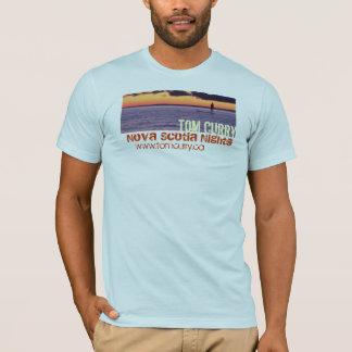 Noches de Nueva Escocia del ~ del curry de Tom Camiseta